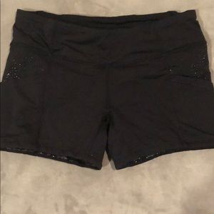 Running shorts like new